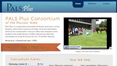 <i>Passaic County NJ Library Consortium: <a href='portfolio.html#pals'>PALS Plus</a></i>